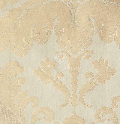 Жаккардовая ткань с классическим рисунком дамаск 5809-155/414 Aleria Ampir Decor