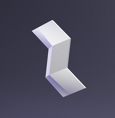 M-0049 3D  Mercury Дизайнерская панель ARTPOLE