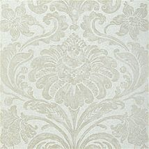 Фото: Обои Thibaut Filigree T2060 Maison damask Pearl on Light Blue- Ампир Декор