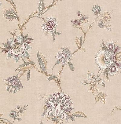 обои с цветочным рисунком CD003308 Chelsea Decor Wallpapers