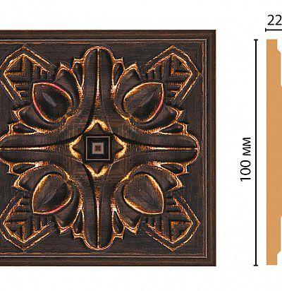 Цветная лепнина D209-966 Decomaster