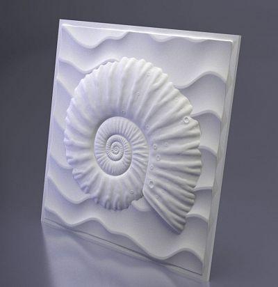 M-0047 3D  Underwater Дизайнерская панель ARTPOLE