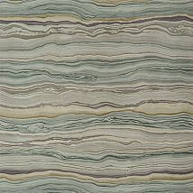 Фото: Обои Thibaut Faux Resource T75174 Treviso Marble Multi- Ампир Декор