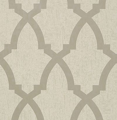 Обои Anna French Seraphina AT6018 Brock trellis Neutral Anna French