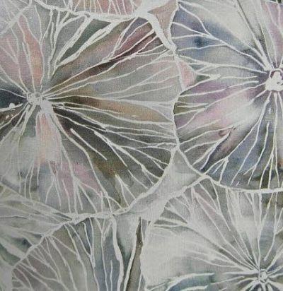 Ткань из Англии Nelumbo Quartz Voyage Decoration