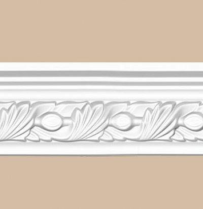 Лепнина из полиуретана 95861/39 FLEXIBLE Decomaster