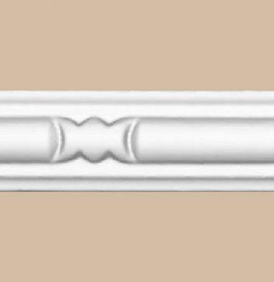 Лепнина из полиуретана 98010/75 FLEXIBLE Decomaster