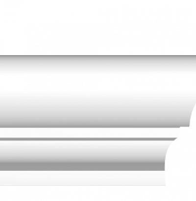 Лепнина из дюропрофиля D112/25 Decomaster