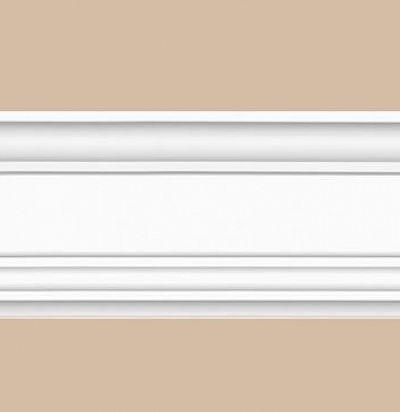 Лепнина из полиуретана 96321/10 FLEXIBLE Decomaster