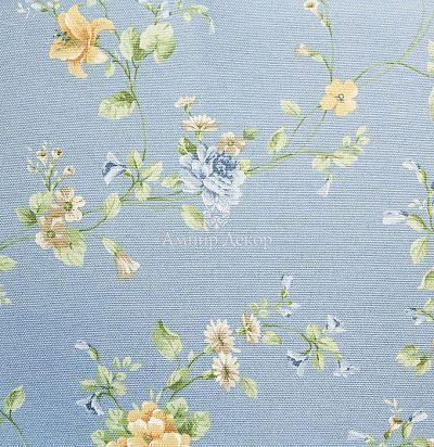 Ткань с цветочным рисунком 1434196 Simta