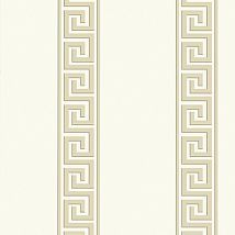 Фото: Обои Thibaut Imperial Garden T14242 Andreas Stripe Beige- Ампир Декор