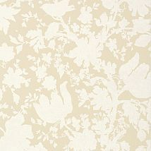 Фото: Обои Anna French Seraphina AT6039 Garden silhouette Light Beige- Ампир Декор