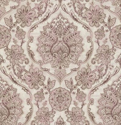обои с дамаском цвета бордо CD003323 Chelsea Decor Wallpapers