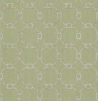 обои зеленые с геометрией CD002543 Chelsea Decor Wallpapers