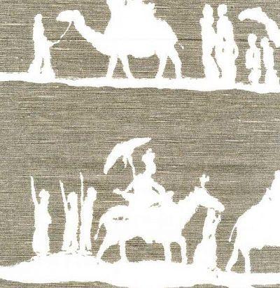 Timbuktu Taupe Английская ткань Andrew Martin
