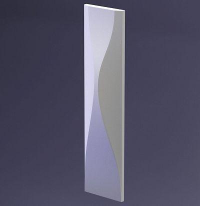 E-0051 3D  Waterfall Дизайнерская панель ARTPOLE