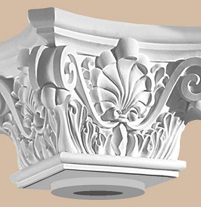 Колонны из полиуретана 92831-1/1 Decomaster