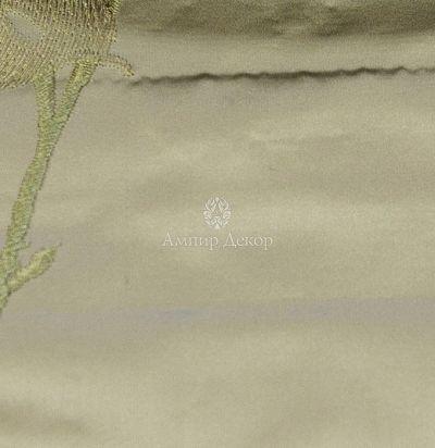 Портьерная ткань с вышивкой 6950-42 Volland