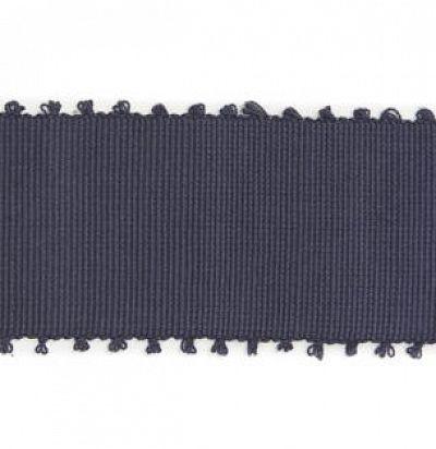 PT85021-2 Samba Braid Indigo  Ткань с узором GP&JBaker