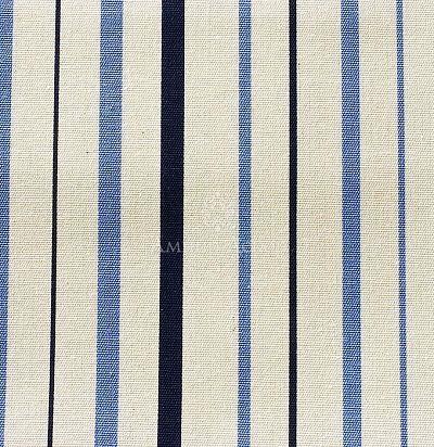 Ткань в полоску морской стиль Begur-12 Ampir Decor