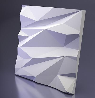 D-0007-1 3D  Stells -1 Дизайнерская панель ARTPOLE