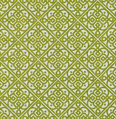дизайнерская ткань из хлопка с ярким принтом 42443/546 Duralee