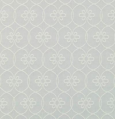 ткань из хлопка светлого оттенка с узором 32755/15 Duralee