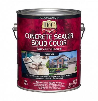 Пропитка-лак для камня H&C Silicone Acrylic Sealer Clear Sherwin-Williams