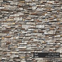Фото: Панно KT Exclusive Just Concrete & Wood KT14015- Ампир Декор