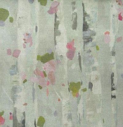 Хлопковая ткань с принтом Hopea Peony Voyage Decoration