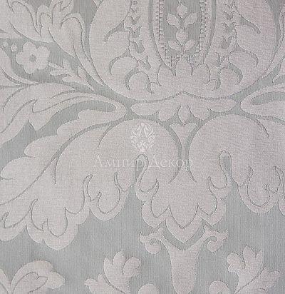 Жаккардовая ткань с классическим рисунком дамаск 5809-1129/764 Aleria Ampir Decor