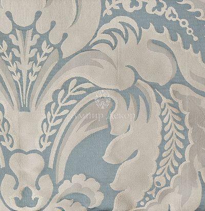 Жаккард шелк ткань с классическим рисунком SA5000-19656 Ampir Decor