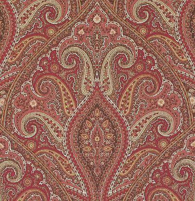 хлопковая ткань с восточным узором 42435/559 Duralee