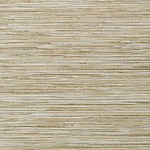 Фото: Обои Thibaut Faux Resource T75114 Jindo Grass Neutral on Metallic Silver- Ампир Декор