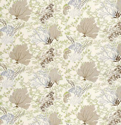 Ткань Thibaut Biscayne F95734 Molokini Natural Thibaut