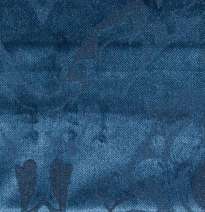 Бархатная ткань с классическим узором 3958-36 F Volland