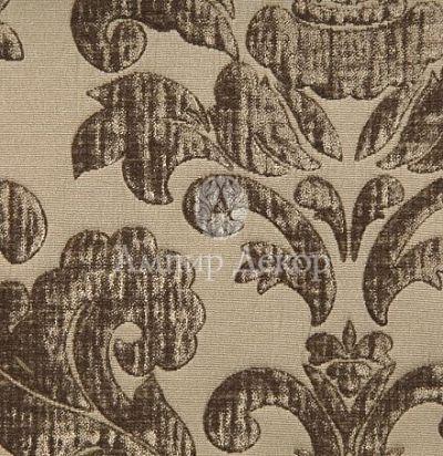 английская ткань дамаск Lucilla Stone Voyage Decoration