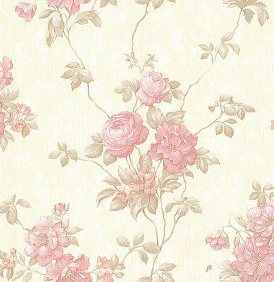 обои цветочные английские CD001728 Chelsea Decor Wallpapers