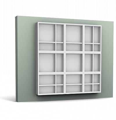 Декоративная панель из полиуретана W104 ORAC DECOR