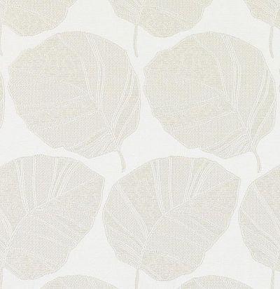 ткань светлого оттенка с листьями 32717/84 Duralee