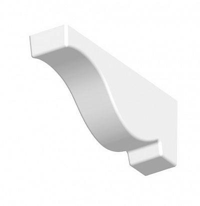 Кронштейн из полиуретана для фасадного декора TF01 ORAC DECOR