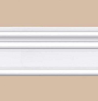 Лепнина из полиуретана DP 9012//20 FLEXIBLE Decomaster