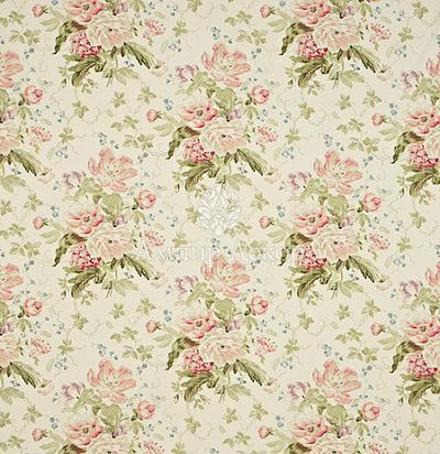 Английские ткани цветы DPEMAL-202 Sanderson