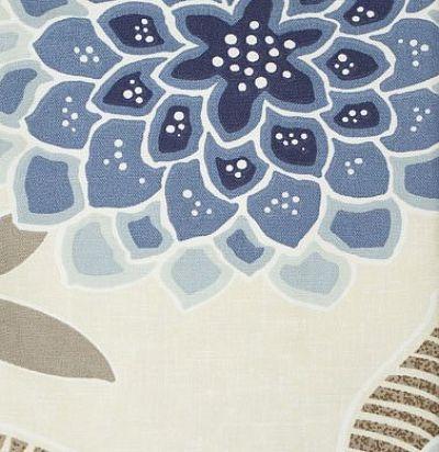 хлопковая ткань с цветами 6816-01 Eijffinger