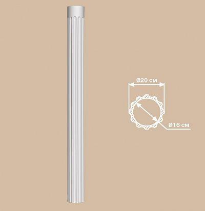 Лепнина из полиуретана DCK 01/1 Decomaster