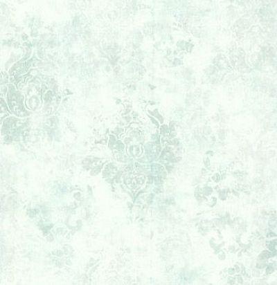 обои голубые с рисунком CD003105 Chelsea Decor Wallpapers