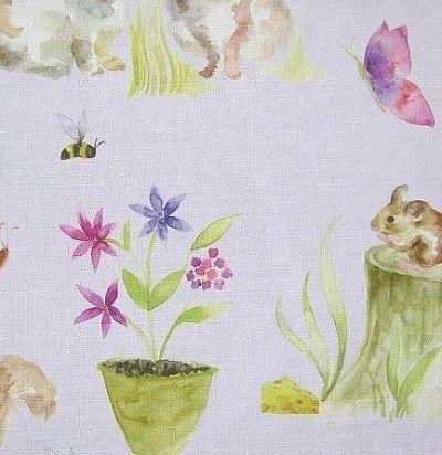 детские ткани In The Garden Sweetpea Voyage Decoration