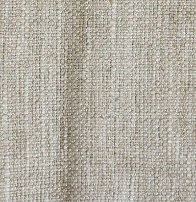 однотонная льняная ткань Arielli Cashew Voyage Decoration