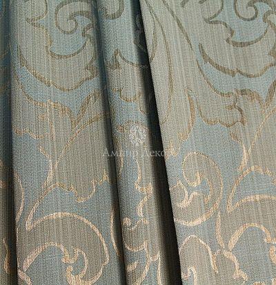 Портьерная ткань 4100-33 Volland