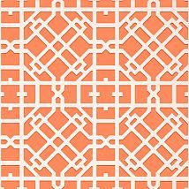 Фото: Обои Thibaut Geometric Resource 2 T11034 Turner Coral- Ампир Декор